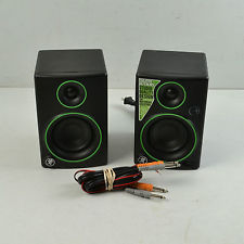 Speakers for beat making